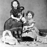Wealthy Victorian Children