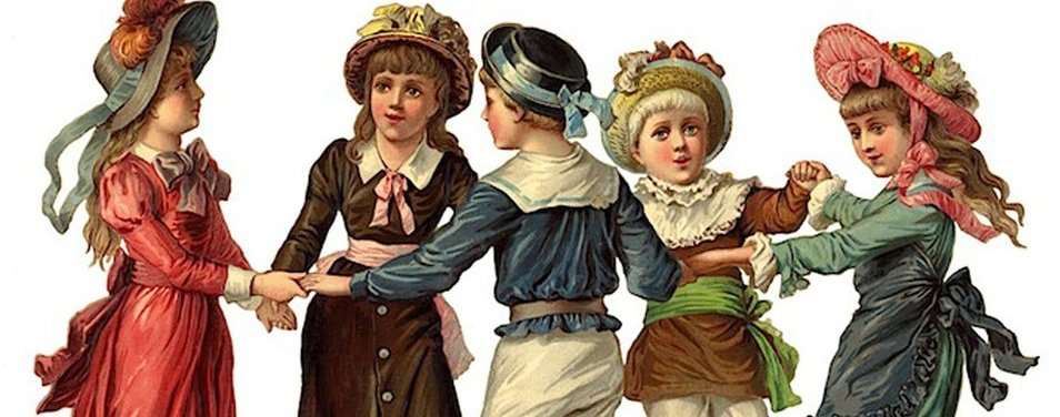 Victorian Children in Victorian Tim...