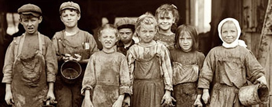 Victorian Child Labor and the Condi...