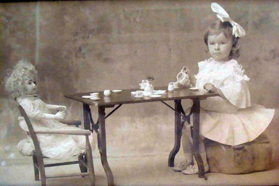 Victorian Toys and Victorian Games - Victorian Children