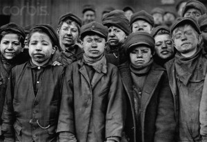 working conditions for children