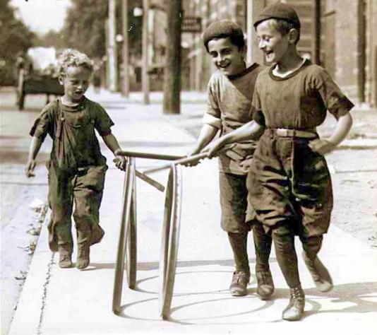 Victorian Toys and Victorian Games - Victorian Children