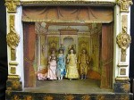Victorian Toys and Games - Toy theatres