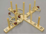 Victorian Toys and Victorian Games - Quoits